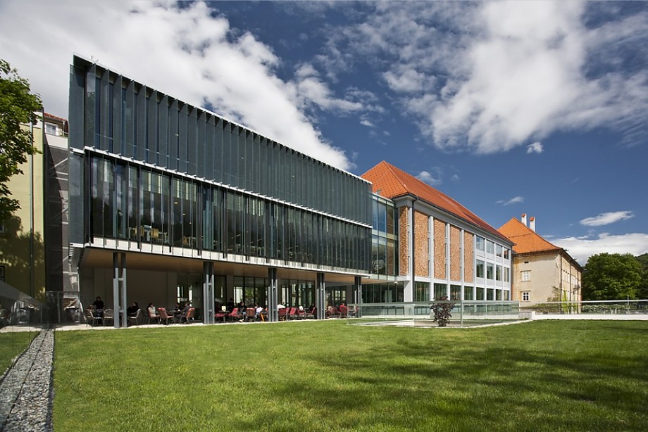 Architectural office STVAR | Celje Central Library
