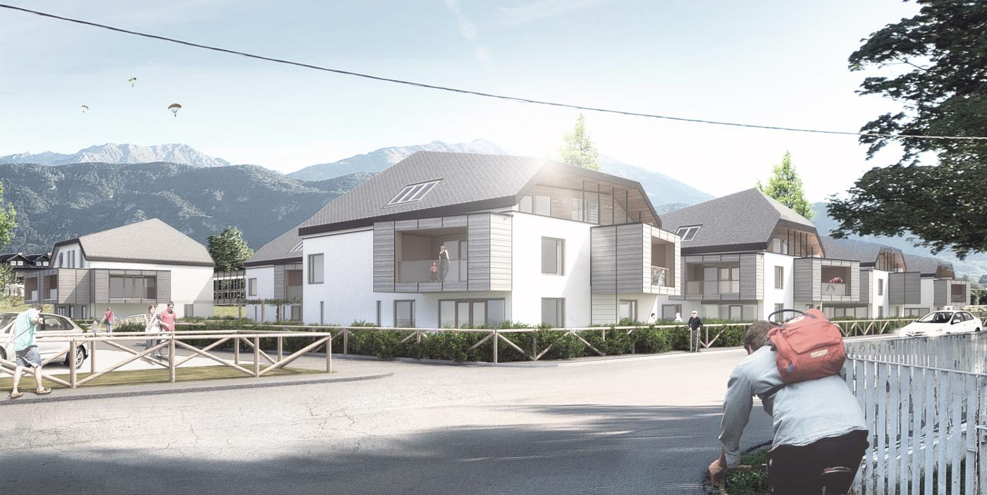 Arhitekturni biro STVAR | Stanovanjsko naselje ''Travnik''